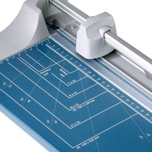 Dahle Personal Rolling Trimmer A4 DAH00507-24040 - DH06906